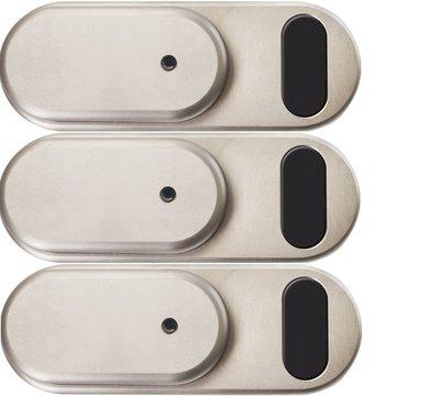 Gatelock Medium beveiligingsslot 3 stuks (deadlock)