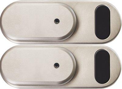 Gatelock Medium beveiligingsslot 2 stuks (slamlock)