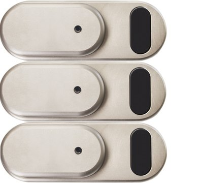 Gatelock Medium beveiligingsslot 3 stuks (slamlock)
